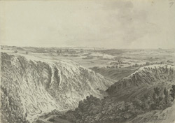 View from Blaise Castle f.117